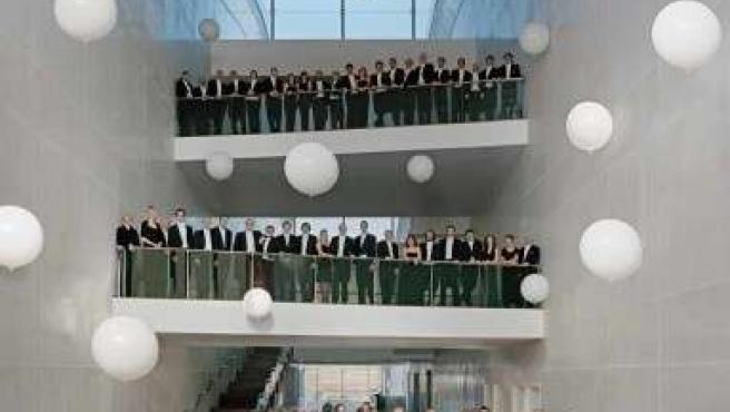 La Orquesta Sinfónica De Castilla Y León (Oscyl)