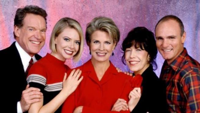 Actores de 'Murphy Brown'.