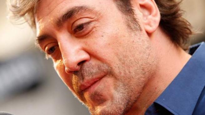 Javier Bardem en una foto realizada en 2011.