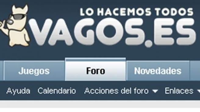 Imagen del foroc Vagos.es.