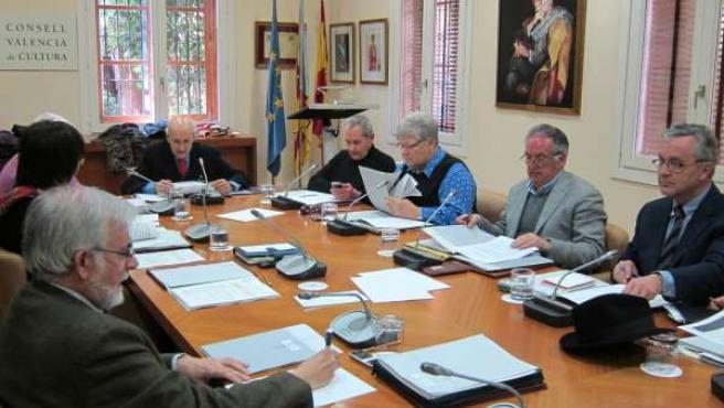 Imagen De Archivo De Un Pleno Del CVC
