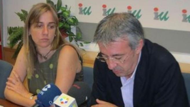 La diputada de IU en la Asamblea de Madrid, Tania Sánchez.
