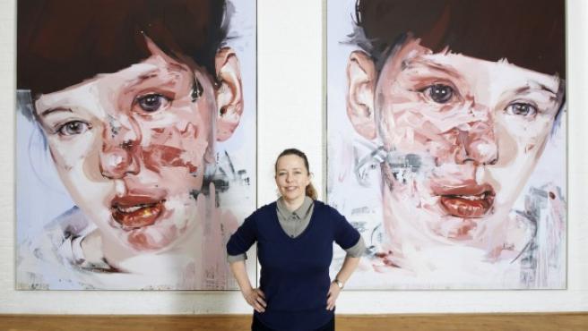 """Los retratos situados """"entre la vida y la muerte"""" de Jenny Saville"""