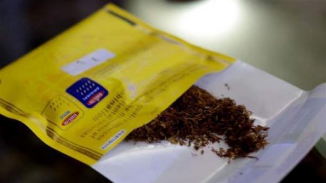 El tabaco de liar da una información insuficiente de sus componentes.
