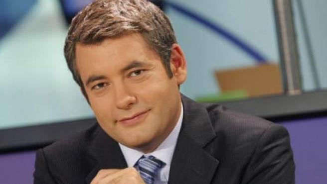 Julio Somoano, ex director de Informativos de TVE y presentador del debate.