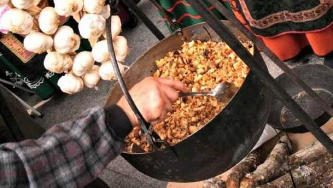 Las migas son una especialidad imprescindible varias regiones españolas.