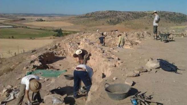 Excavaciones en Alarcos