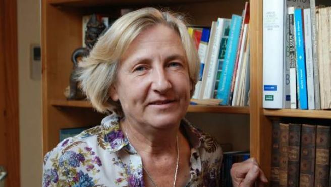 Martine Bosman, presidenta del Consejo de la colaboración ATLAS.