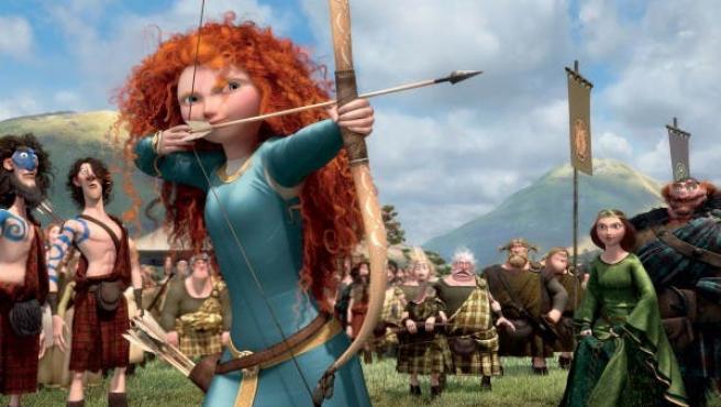 ¿Es lesbiana la protagonista de 'Brave'?