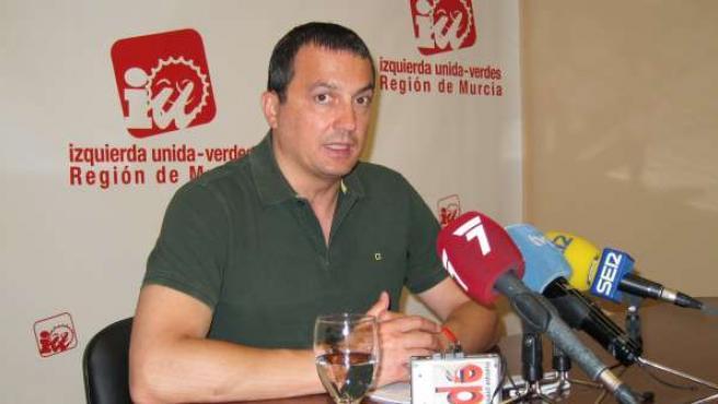 José Antonio Pujante IU