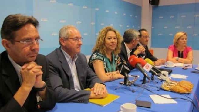 Ponentes Del Congreso Del PP De La Provincia De Valencia