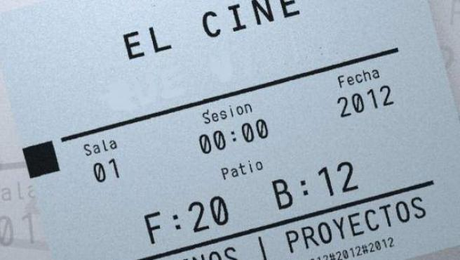 Las entradas de cine han subido su precio muy por encima del IPC.