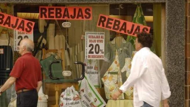 Mañana arrancan las rebajas en varias comunidades autónomas.