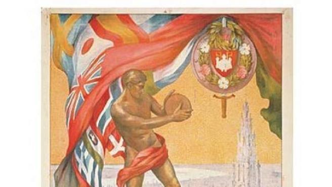 Logo de Amberes 1920.