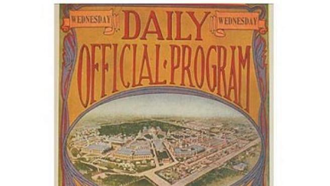 Logo de San Luis 1904.