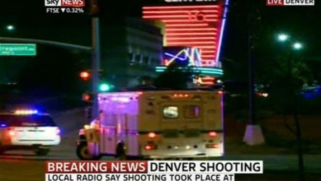 Al menos 12 muertos en un tiroteo en el preestreno de 'El caballero oscuro: La leyenda renace' en Denver