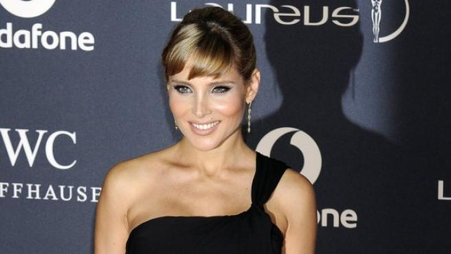 La actriz española Elsa Pataky.