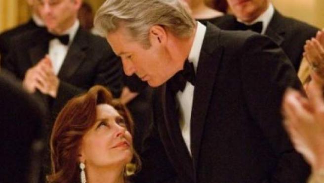 Susan Sarandon y Richard Gere protagonizan Arbitrage.
