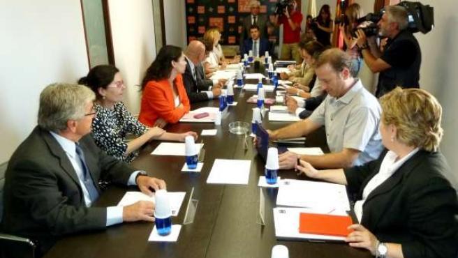 Consejo Administración Consorcio Toledo