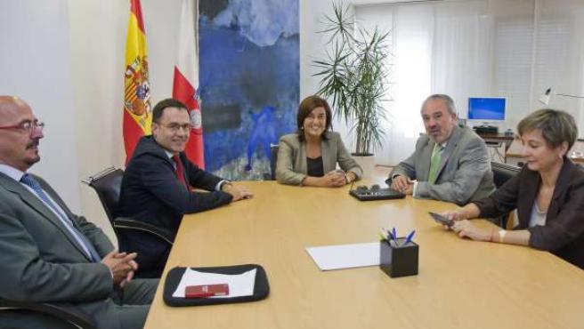 Consejeros sanidad Cantabria y La Rioja