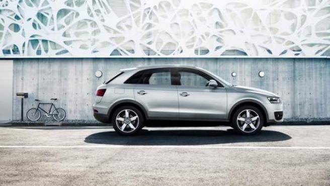 El Audi Q3 estrena el propulsor de gasolina 2.0 TFSI de 170 caballos de potencia.