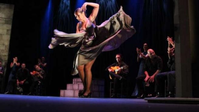 La bailaora y coreógrafa Sara Baras