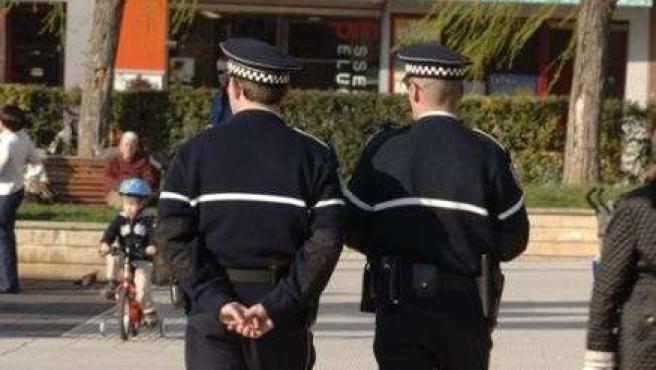 POLICIA LOCAL DE VITORIA