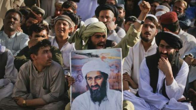Seguidores de Osama Bin Laden.
