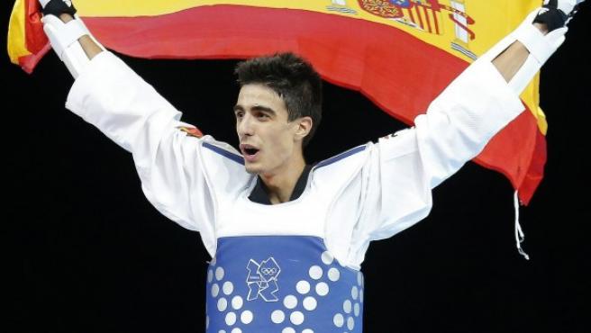 El español Joel González ha ganado la medalla de oro en la categoría de -58 kilos de taekwondo de los Juegos.