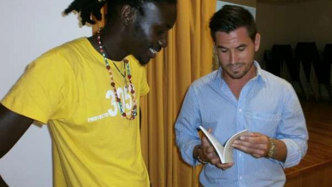 El senegalés Mamadou Dia