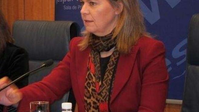 María Salom, presidenta del Consell de Mallorca