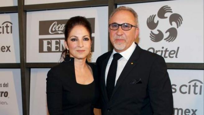 Gloria y Emilio Estefan.