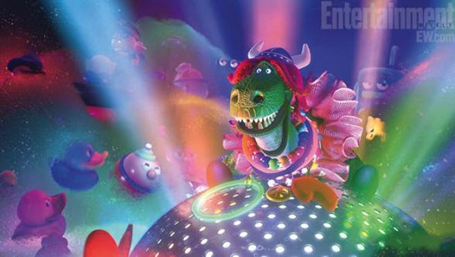 Así es el nuevo corto de 'Toy Story' de Pixar
