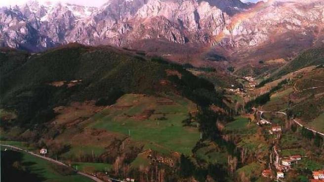 Picos De Europa, Liébana