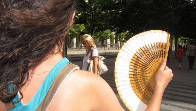 Los Aragoneses Soportan Otra Jornada De Calor