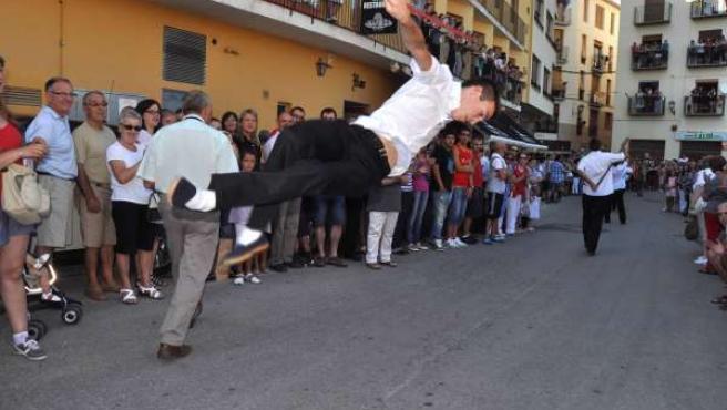 Danza De Los Torneros