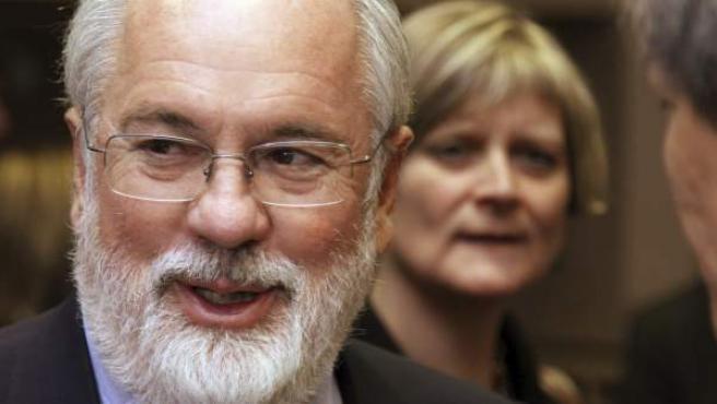 El ministro de Agricultura, Alimentación y Medio Ambiente del Gobierno español, Miguel Arias Cañete.