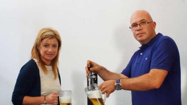 Grifo de cerveza para particulares