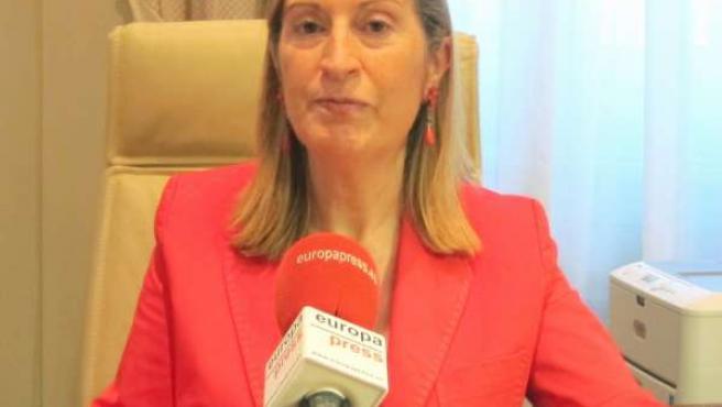 Ministra De Fomento, Ana Pastor