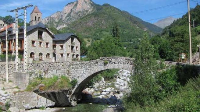 Bielsa, En El Pirineo