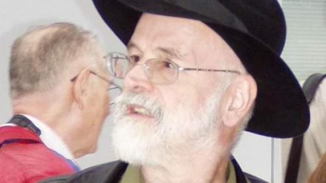 Imagen de archivo del Terry Pratchett.