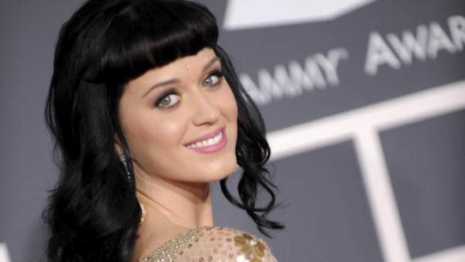 La actriz y cantante Katy Perry, en una imagen de archivo.