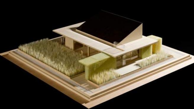 La 'Casa Omotenashi', de la Universidad de Chiba, en Japón.