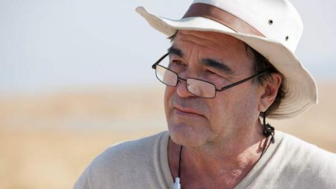 El cineasta estadounidense Oliver Stone.