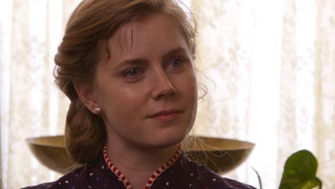 Clip de 'The Master': ¿Posible nueva nominación al Oscar para Amy Adams?