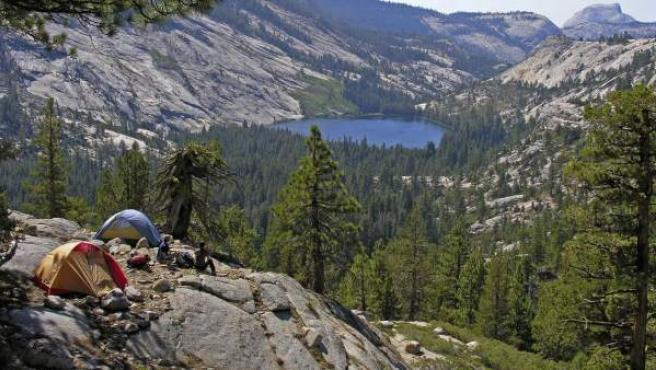 Imagen de archivo del Parque Nacional de Yosemite (California).