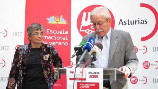 Ana González, A La Izquierda