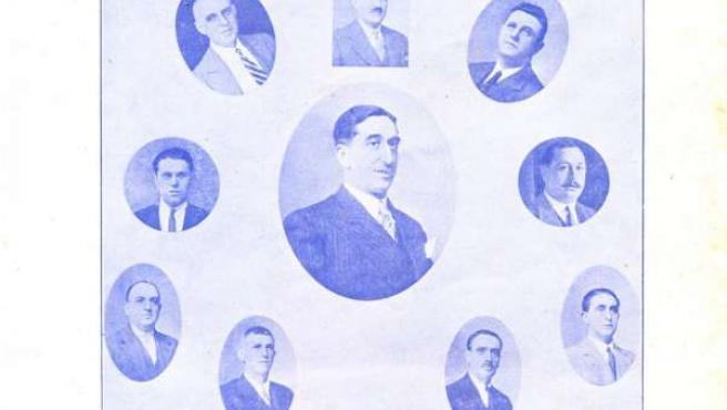 Corporación republicana de Errenteria 1936