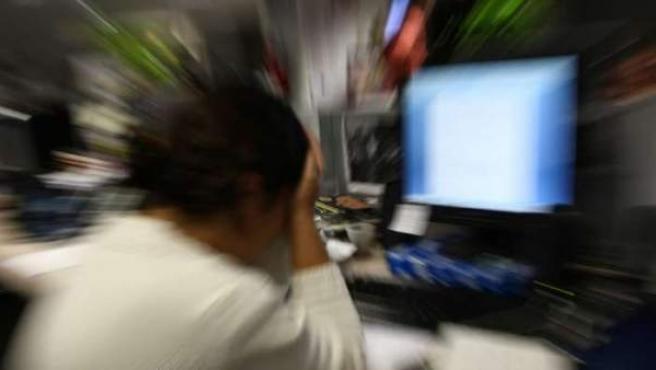 El estrés crónico, un mal difícil de diagnosticar.