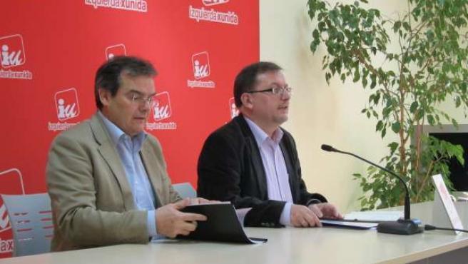 Jesús Iglesias Y Ángel González